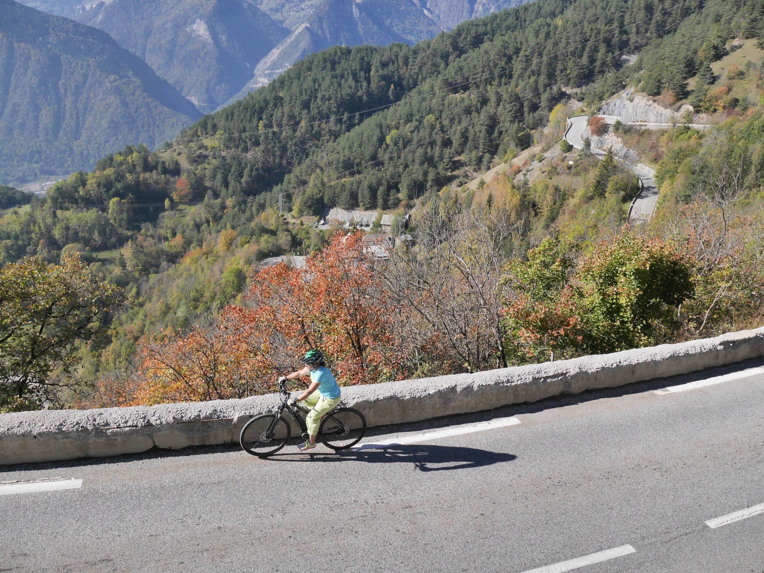 La montée de l'Alpe d'Huez, la classique