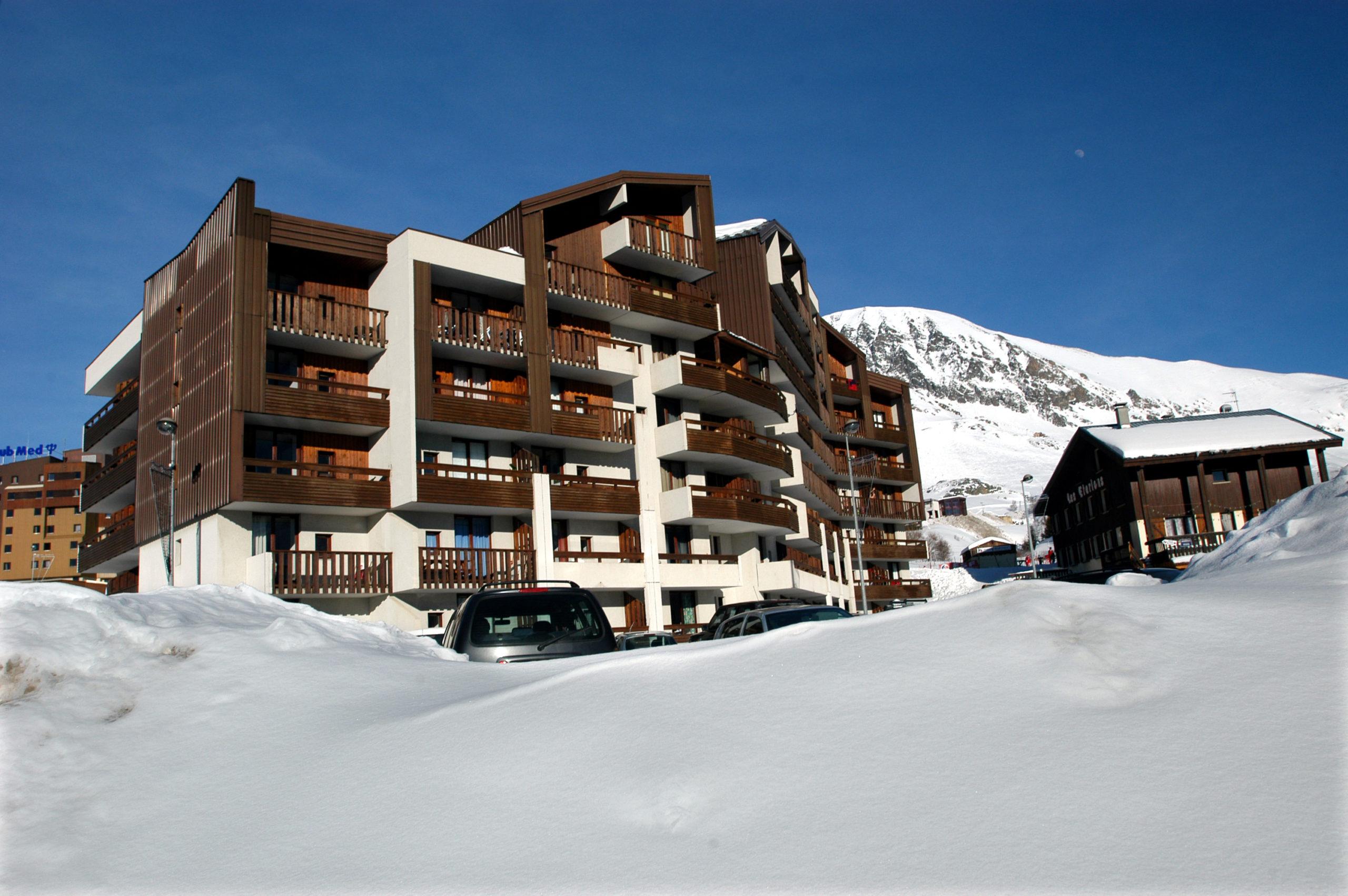 Odalys Christiana Alpe d'Huez