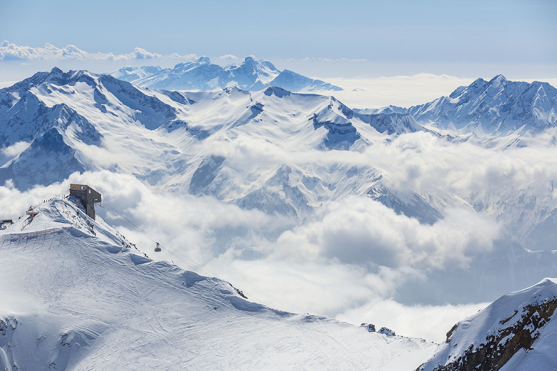 Panorama Pic Blanc