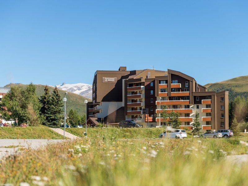 Résidence pierre et vacances les bergers Alpe d'huez