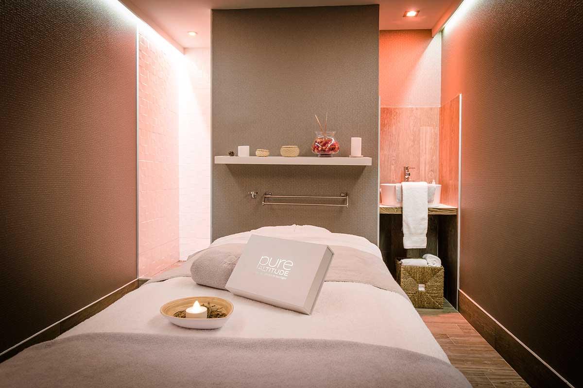 Spa-Hotel Pic Blanc