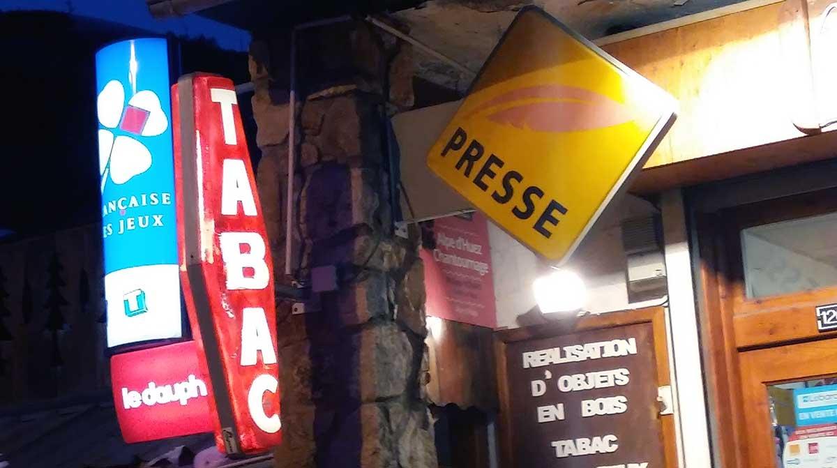 Tabac du Vieil Alpe