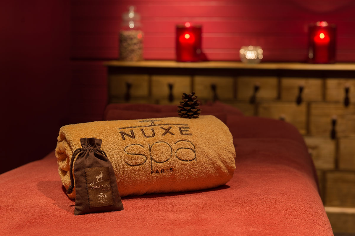 SPA Nuxe Au Chamois d'Or