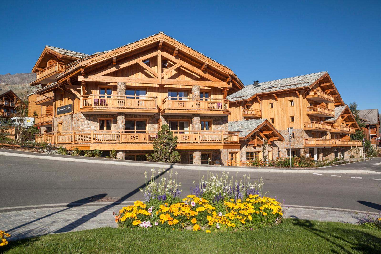 CGH Résidences & Spas - Le Cristal de l'Alpe