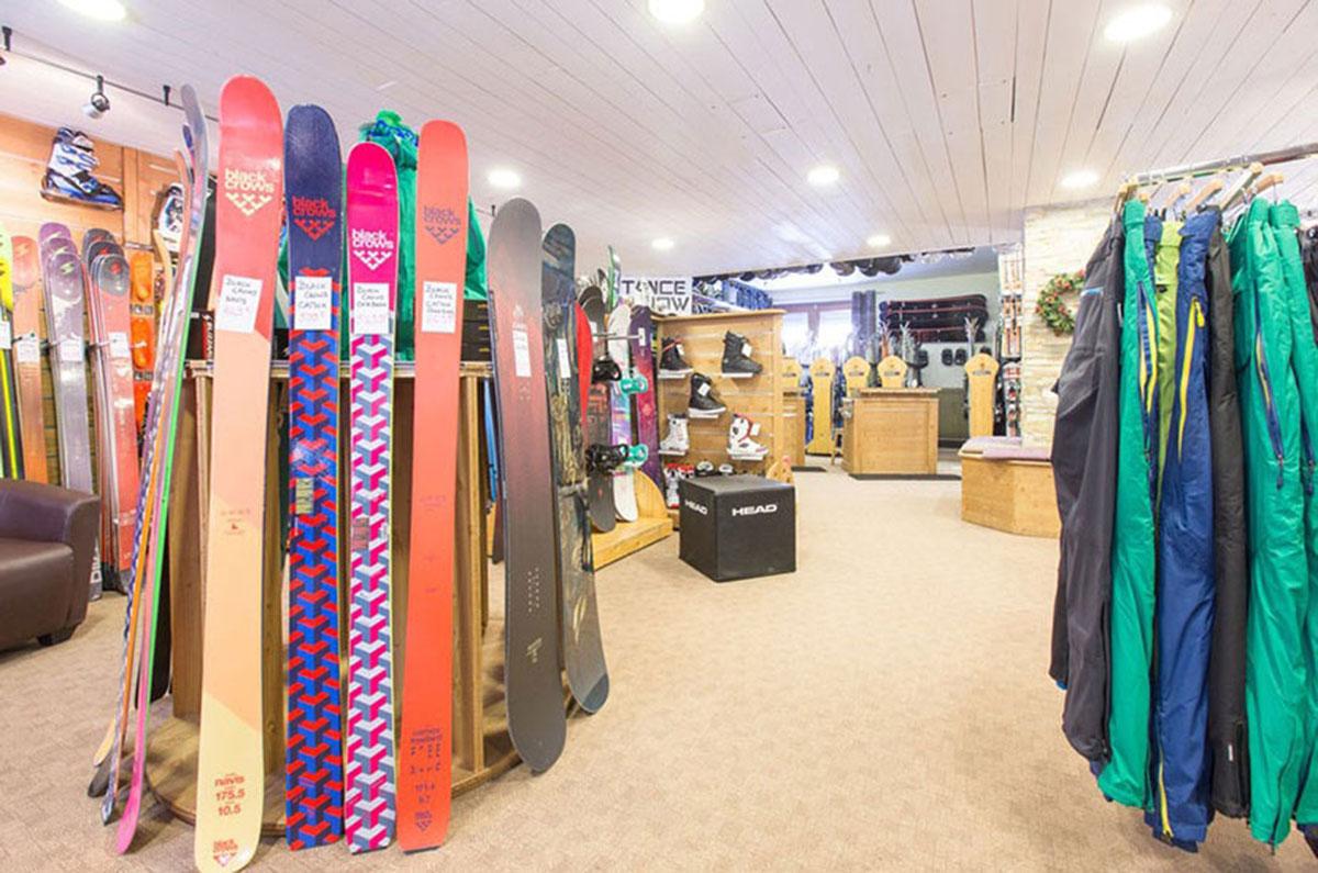 Alpe Sports-skimium