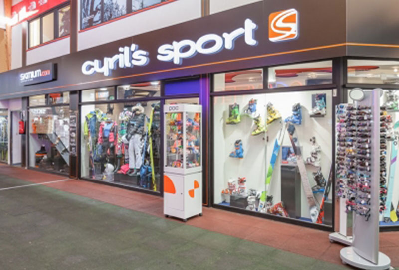 Cyril's Sport - Skimium