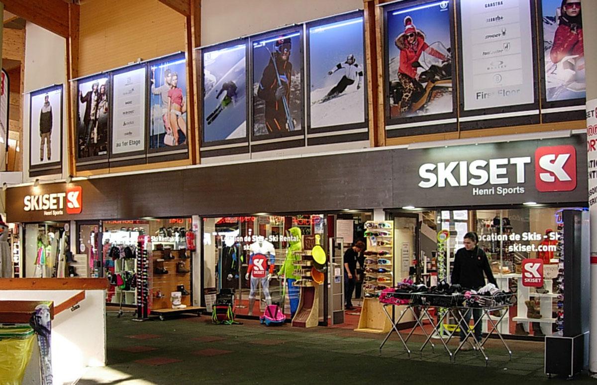 Henri Sports - Skiset (Bergers)