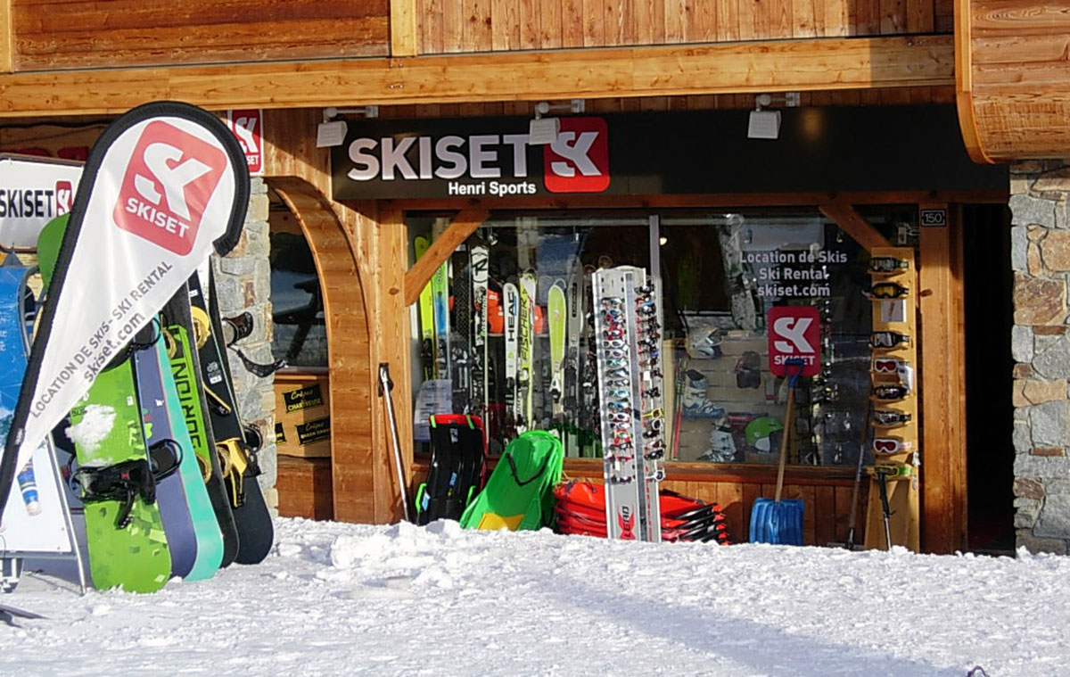 Henri Sports - Skiset