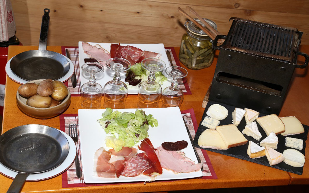 "Restaurant Edelweiss La ""pitchoulade"""
