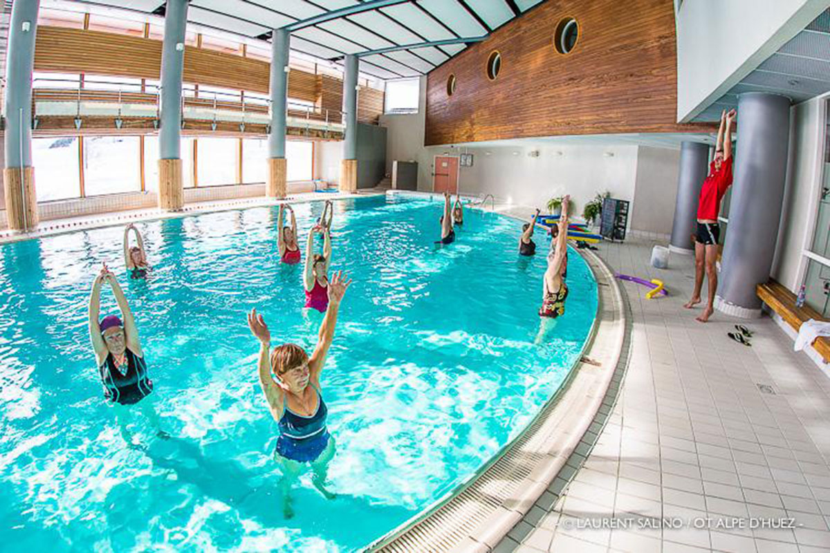 Aquagym - Palais des Sports