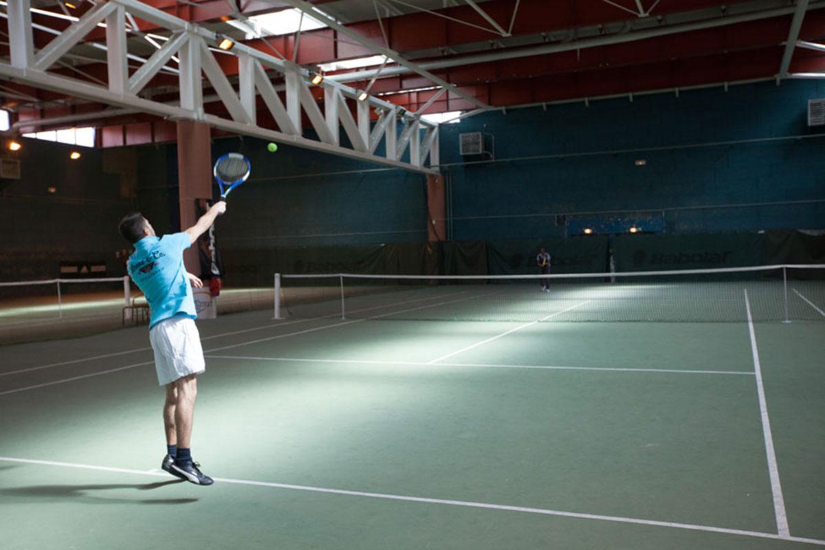 Tennis indoor Palais des Sports
