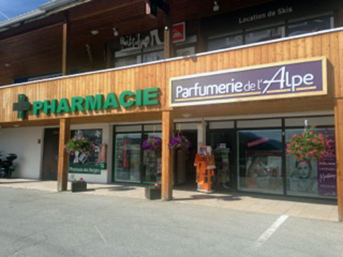 Pharmacie des Bergers