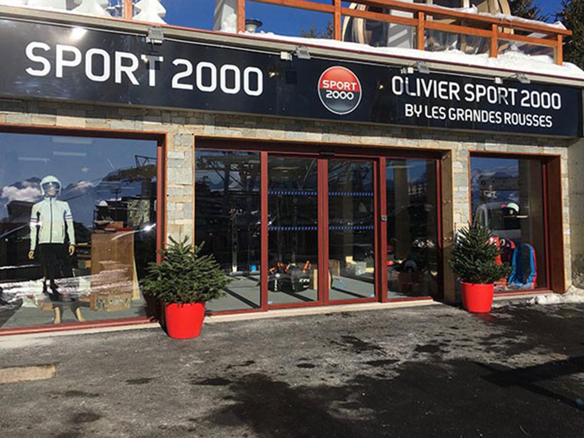 Olivier Sport 2000 by Les Grandes Rousses