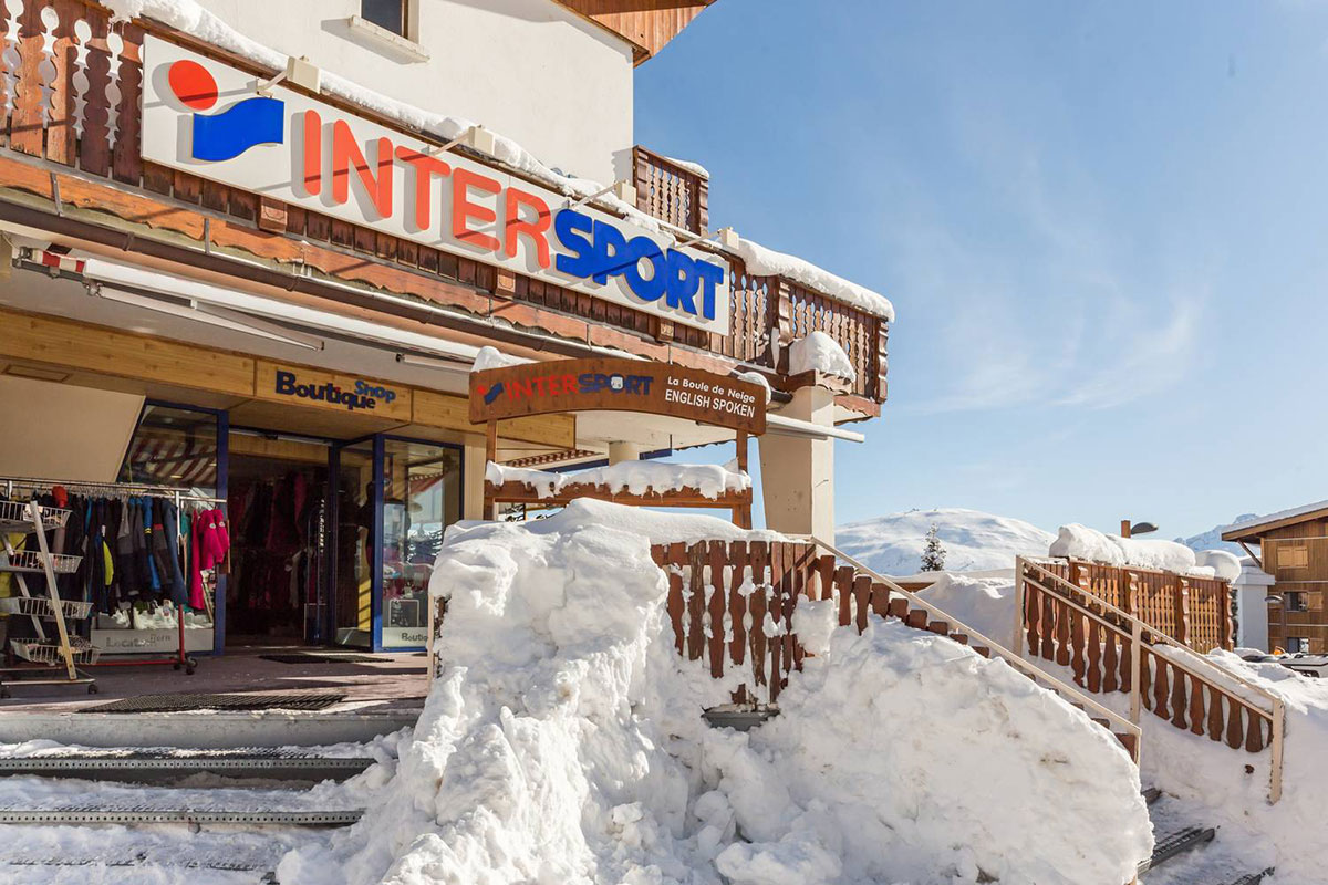 A la Boule de Neige - Intersport (Route du Signal)