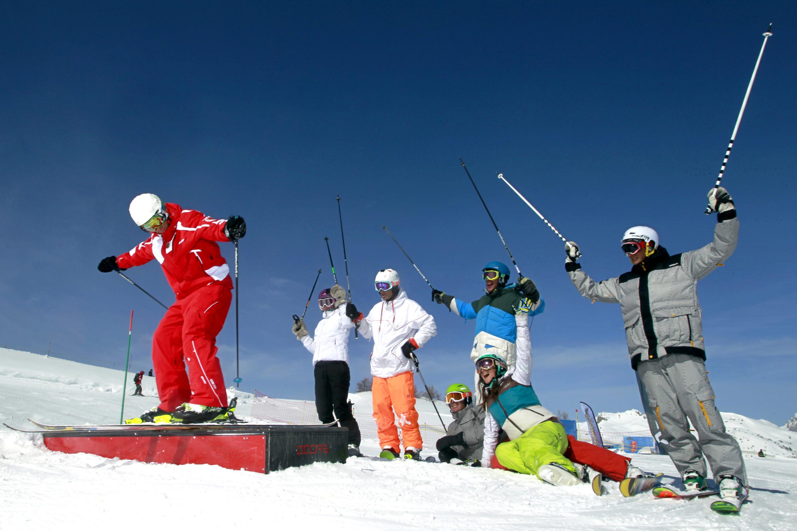 Ecole_du_ski_Français_Alpe_Huez