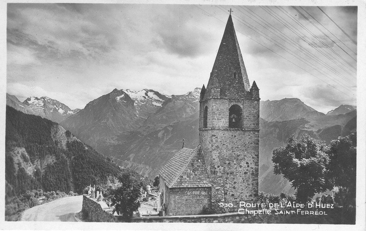 Eglise Saint Ferréol