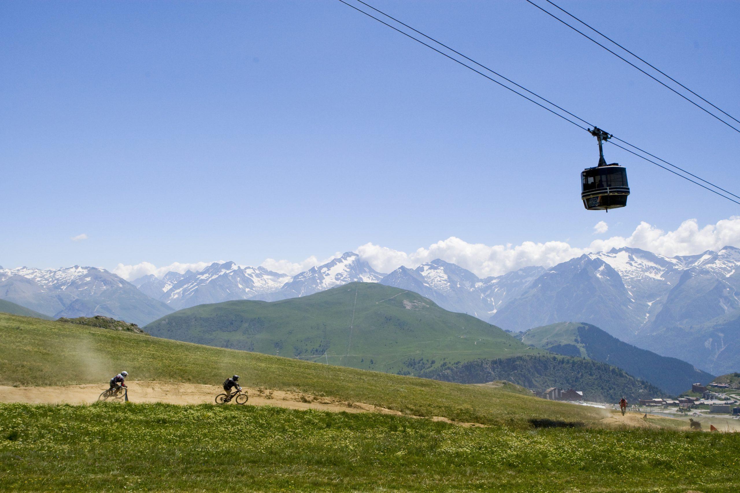 Alpe d'Huez Grand Domaine VTT