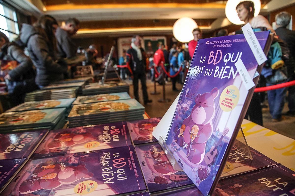 Festival BD de l'Alpe d'Huez