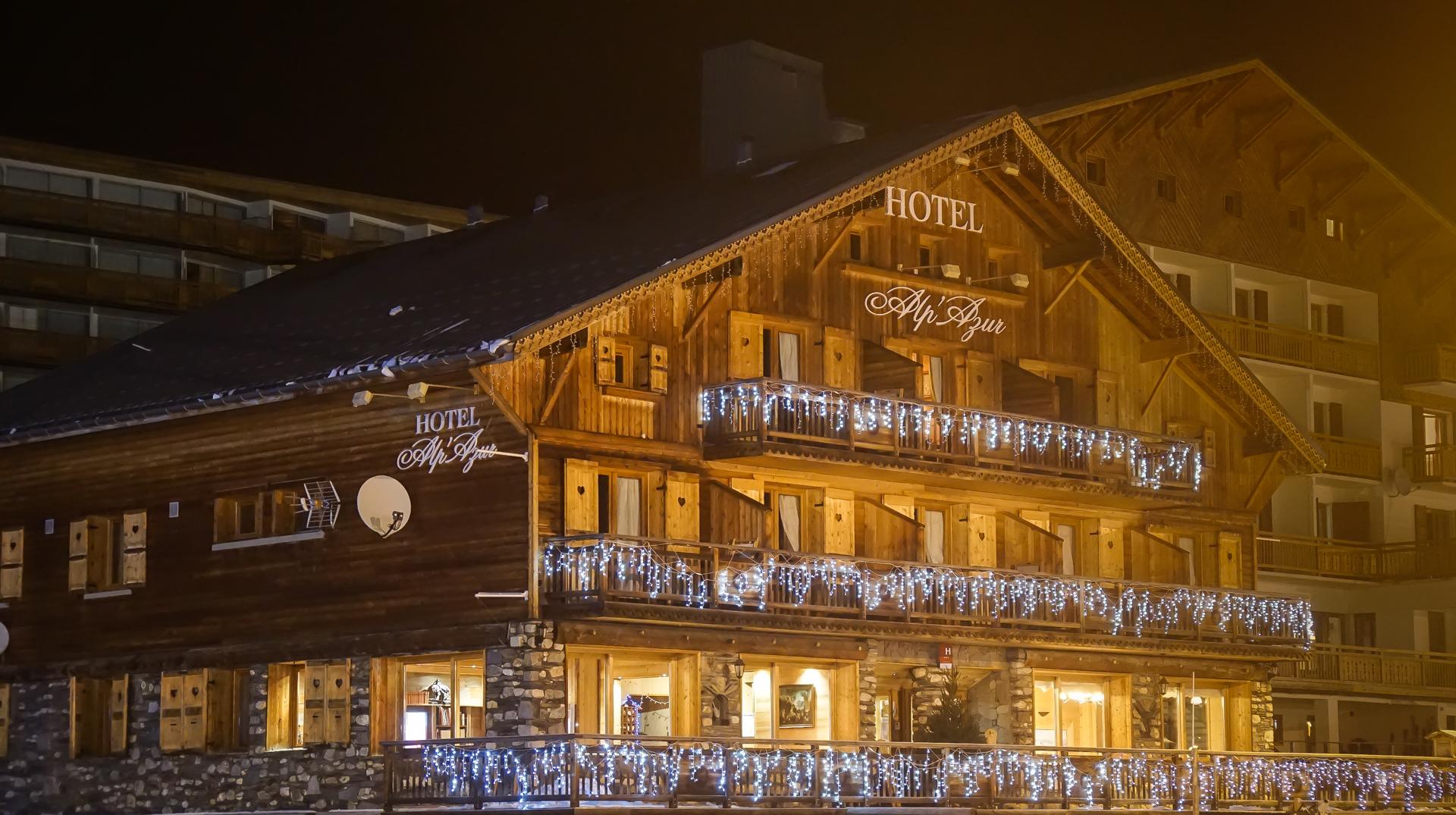 Hôtel Alp'Azur