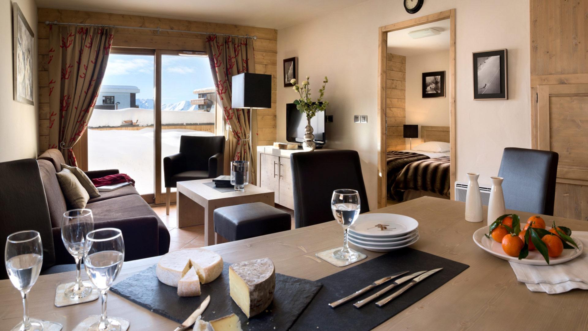 CGH Résidences & Spas - le Cristal de l'Alpe - Appartement