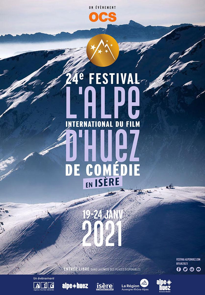 Festival du film de l'Alpe d'Huez 2021