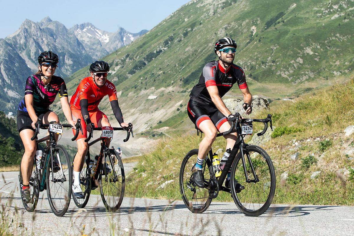 La Haute Route Alpes