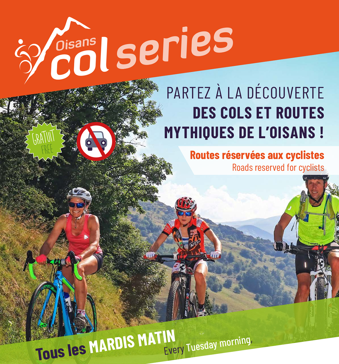 Oisans Col series