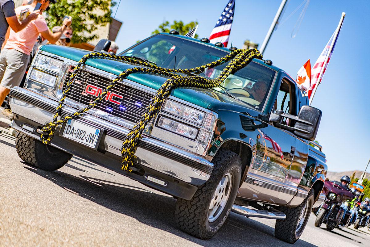 American V8 Day