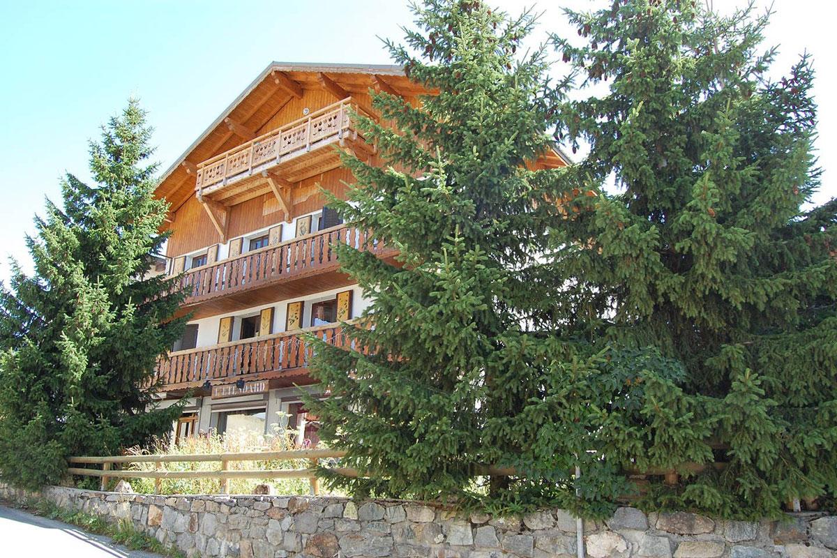 Chalet Alpe