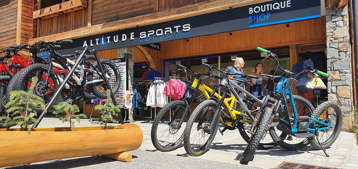 Altitude Sports-Rond point des pistes