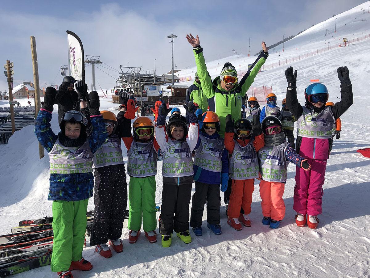Ecole de ski Easyski